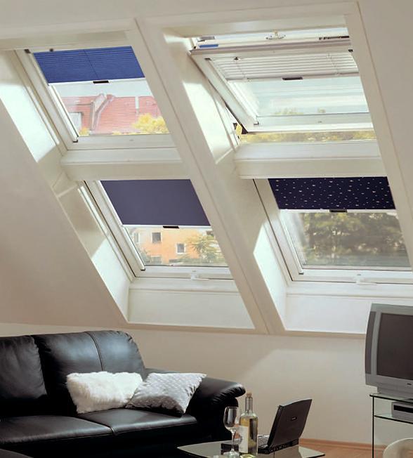 Окно на крышу Roto R45K WD 80×124