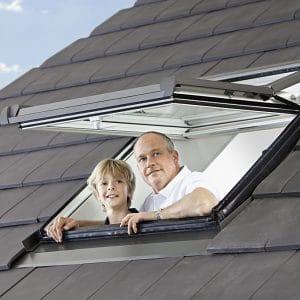 Окно на крышу Roto R45K 94×140