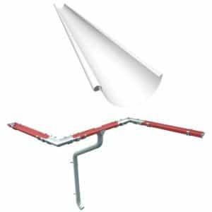 Желоб Ruukki 4м (система 125/90)