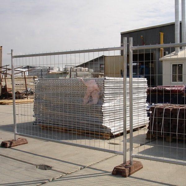 Забор мобильный 1500х3100 мм