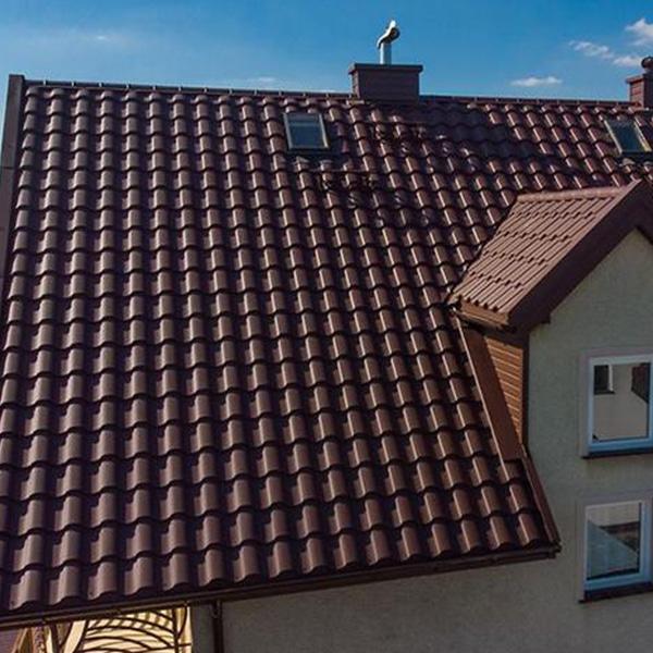 Металлочерепица Венера 15 1190/1090 мм, (ArcelorMittal – Польша), pol