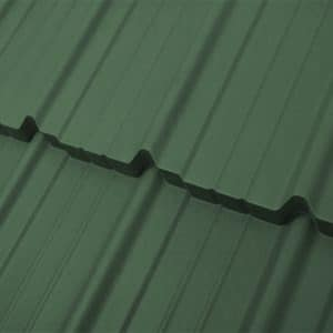 Металлочерепица Мадера 35 1190/1130 мм, (ArcelorMittal – Германия), matt