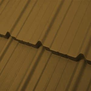Металлочерепица Мадера 15 1190/1130 мм, (Thyssen krupp – Германия), iceCrystal