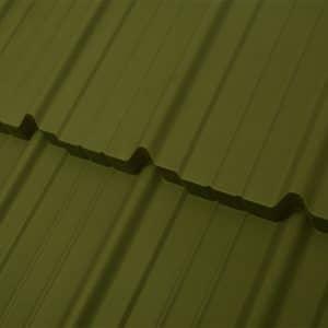 Металлочерепица Мадера 15 1190/1130 мм, (TATA Steel – Турция), matt