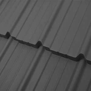 Металлочерепица Мадера 25 1190/1130 мм, (ArcelorMittal – Германия), ultra matt