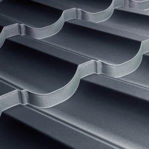 Металлочерепица Модерн 35 1195/1145 мм, (TATA Steel – Турция), matt