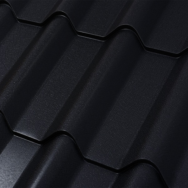 Металлочерепица Ретро Премиум 1160/1050 мм, (TATA Steel – Турция), pol
