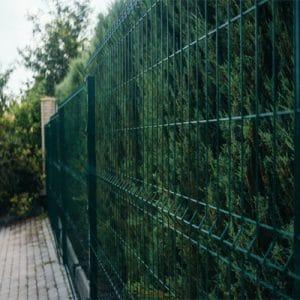 "Секционный 3д забор ""СТАНДАРТ КОЛОР"" d=4.0/4.0мм, 1030х2500 мм"