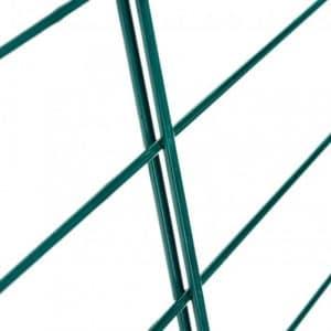 "Секционный забор ""ДУОС СТАНДАРТ"" d=5.0+2х6.0мм, 1430х2500 мм"